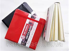 Блокнот для графики Talens Art Creation 12*12см 80л 140г/м красная обложка, фото 3