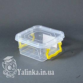 Харчової контейнер з кришкою 0,35 л А-4