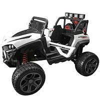 Детский электромобиль джип внедорожник Багги M 3804EBLR-1 с 4-мя моторами и кожаным сиденьем ***