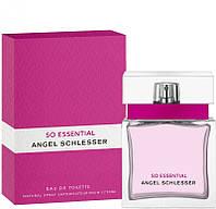 Angel Schlesser Essential SO lady 50ml Оригинал
