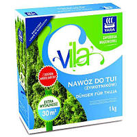 Удобрение гранулированное Yara Vila Для туи 1 кг