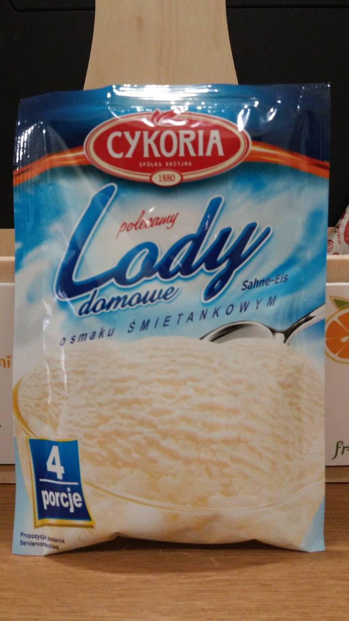 Порошок для приготовления Мороженого (Сливки)