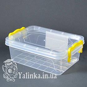 Харчової контейнер з кришкою 1,2 л А-11