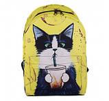 Универсальные рюкзаки для учебы взрослый-подросток (принт)41*30, фото 2