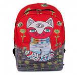Универсальные рюкзаки для учебы взрослый-подросток (принт)41*30, фото 4
