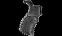 Эргономичная прорезиненная пистолетная рукоятка AGR-43, фото 1