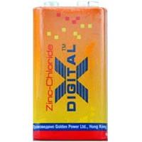 Батарейка солевая Х-digital 6F22
