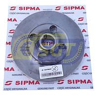 Тормозной диск вязального стола на пресс-подборщик Sipma (Оригинал), фото 1