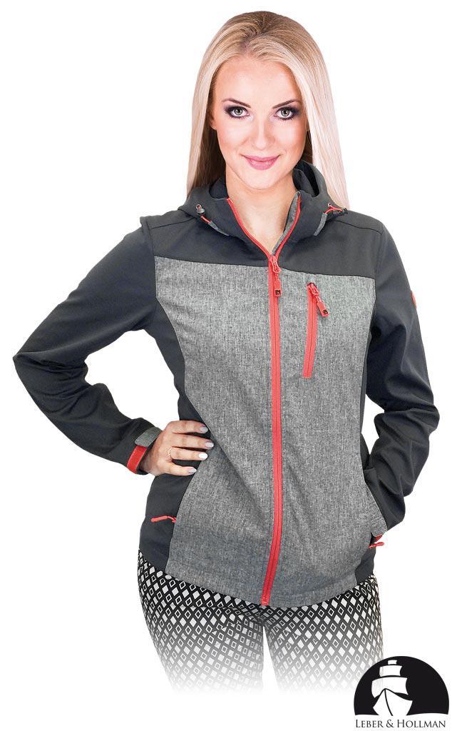 Куртка женская рабочая Leber&Hollman Польша (утепленная рабочая одежда) LH-MISTY DSS