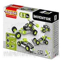 Конструктор Engino Inventor 4в1 Автомобили (0431)