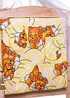 Детская постель Qvatro Gold RG-08 рисунок  желтая (мишки спят), фото 4