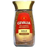 Кофе растворимый GEVALIA Mellan Rost Gold 100 гр.