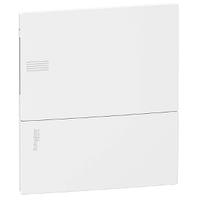 Щит внутр 8 модулей 1 ряд белые двери MINI PRAGMA Schneider Electric MIP22108