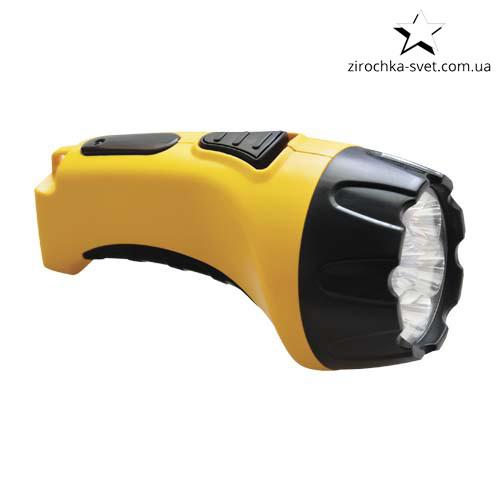 Фонарь аккумуляторный светодиодный Feron TH2294 DC желтый 7 LED (15 часов работы)