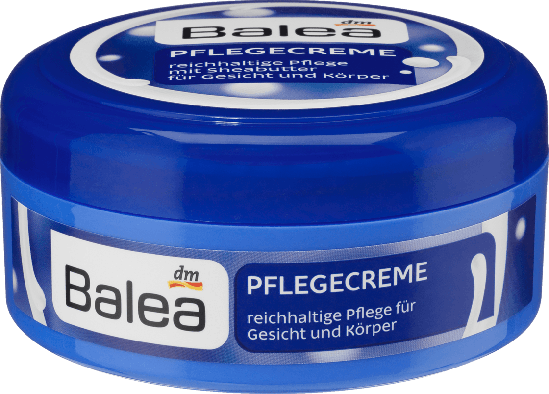 Крем для лица и тела Balea Pflegecreme, 250 мл.
