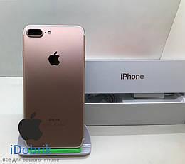 Б/У iPhone 7 Plus 32gb Rose Gold Neverlock 10/10