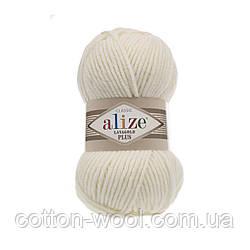 Alize Lanagold Plus (Ализе Ланаголд плюс)  01 молочный
