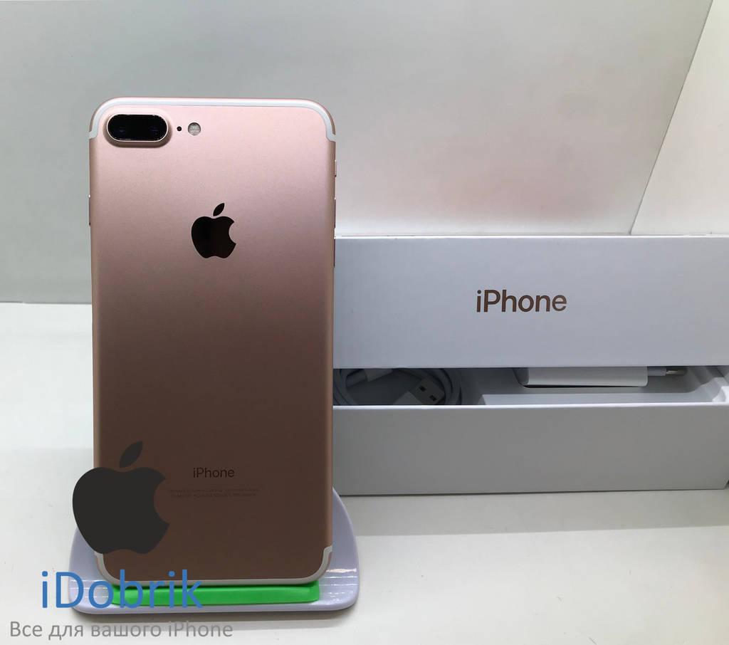 Apple Iphone 7 Plus 128 Neverlock 10 Rose Gold Gb