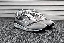 Мужские кроссовки New Balance 997.5 Light Gray (реплика), фото 3