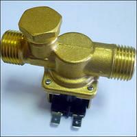 NT8078 AC220V Исполнительное устройство. Электромагнитный водопроводный клапан. (130 C, 220В переменное напряжение)