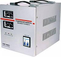 СНВТ 5000 1 Стабилизатор напряжения сервоприводный  5000 ВA, AC 190-255В