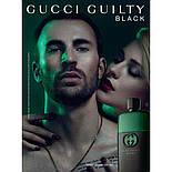 Gucci Guilty Black Men EDT 50 ml туалетна вода чоловіча (оригінал оригінал Італія), фото 2