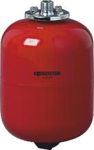 Расширительный бак Aquasystem VR 50 (красный)