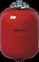 Расширительный бак Aquasystem VR 35 (красный)