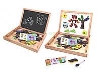 Веселый чемоданчик, Wooden Toys