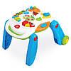 Музыкальный игровой столик 2-в-1, Weina