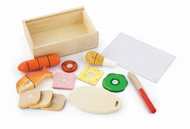 """Игровой набор """"Набор для ланча"""" (50260),Viga Toys"""