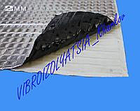 """Виброизоляция """"Cтандарт"""", 2 мм 500х600мм, 50 мкм,  Украина, фото 1"""