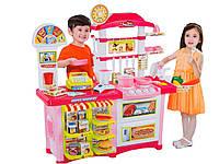 Детская кухня с супермаркетом Kinderplay 2 в 1, фото 1
