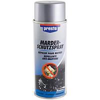 Смазка для защиты от грызунов Presto Marderschutz ✓ аэрозоль 400мл.