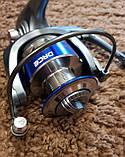Катушка рыболовная для блеснения Dace Mifine 4000F (4+1bb), фото 3