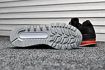 Мужские кроссовки New Balance 574 Sport Edition Black / Red (реплика), фото 2