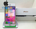 Телефон Apple iPhone 7 128gb Rose Gold Neverlock 9/10, фото 3