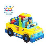 "Игрушка-конструктор ""Машинка с инструментами"", Huile Toys"