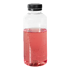 Бутылка ПЕТ 500г, 200шт/уп (ДО 05,084) высота 174, диаметр горла 38