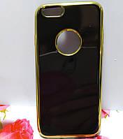 """Чехол """"Глянец черный"""" для iPhone 6\6S., фото 1"""
