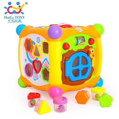 "Игрушка ""Волшебный кубик"", Huile Toys"
