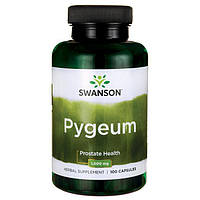 Pygeum / Пигеум Экстракт, 1000 мг. 100 капсул, фото 1