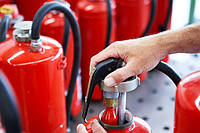 Техническое обслуживание огнетушителей