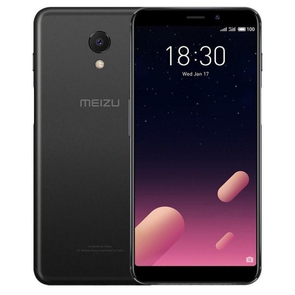 Meizu M6s 3/64GB Black