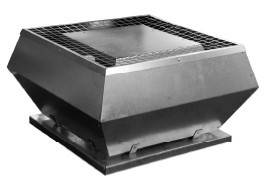 Вентилятор радиальный крышный ССК ТМ KROM-4-N-Y1-220