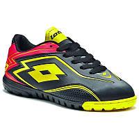 Детская футбольная обувь (многошиповки) Lotto Speed 800 TF JR