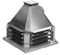 Вентилятор радиальный крышный ССК ТМ KROS91-F-045-N-00110/4-Y1