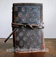 Блокнот для рисования в кожаной обложке, фото 1