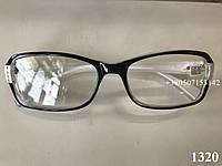 Очки для зрения, женские. Модель 1320 с диоптриями от -4,0 до +4,0, фото 1