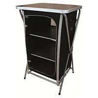 Стол Highlander Easy Fold Camp Cupboard 3 Shelf
